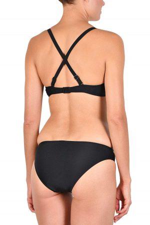 Bikini – Svart með hvítu mynstri Bikini Bikini – Svart með hvítu mynstri