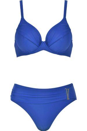 Bikini – Háar buxur – Einlitt Bikini Bikini – Háar buxur – Einlitt